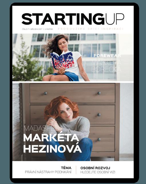 Starting UP 3_2017 Titulní strana