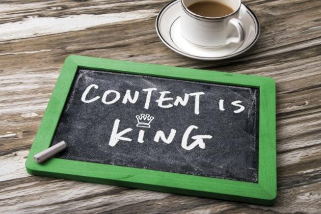 Obsah je král