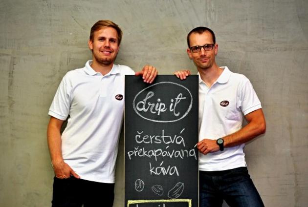 Drip it: Do podnikání s láskou k dobré kávě